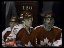 1985 Канада (Олимпийская) - СССР-2 (сборная Москвы) 5-8 Товарищеский матч по хоккею, полная игра
