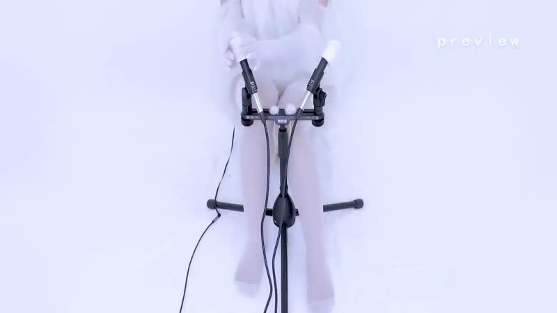 [Chinese ASMR 中文]全新组合 RODEM5 TASCAMDR-60D配合医用耳朵让你颅内升天4K_ Relax Treatment of inso