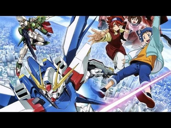 Обзор вселенной Gundam. Часть 13: Gundam Build Fighters/Build Fighters Try