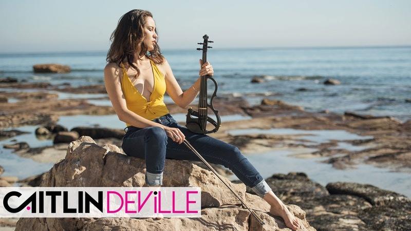 The Boys of Summer Don Henley Electric Violin Cover Caitlin De Ville