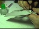 Сварочные швы на БТТ из литника