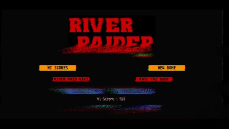 River Raid Речной рейд