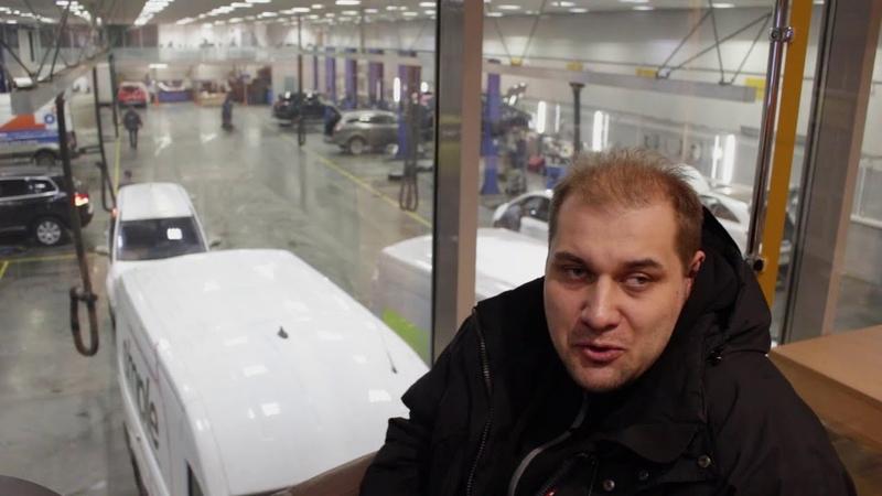 Отзыв владельца Ford Explorer о техцентре Автономия