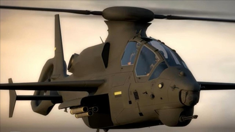 US Army's Bell Releases New Video Of Its 360 Invictus Attack Reconnaissance Helicopter