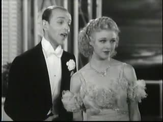 Fred Astaire Ginger Rogers - The Gay Divorcee 1934 in english eng