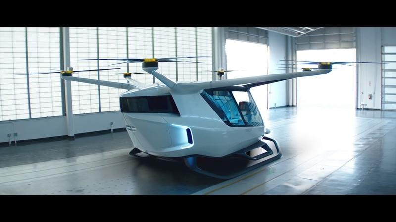 Alakai Skai - Hydrogen powered VTOL air taxi