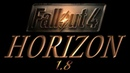 Fallout 4 Сборка IRWL4FALL 1.3 HORIZON v.1.8 152 БАР УДАРИЛ В ГОЛОВУ