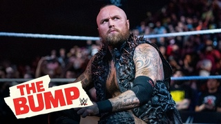 #My1 Aleister Black like youve never heard him before: WWEs The Bump, Feb. 26, 2020