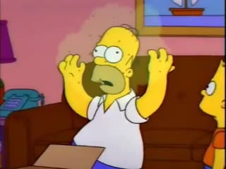 Симпсоны предсказали и это. Китайский вирус.