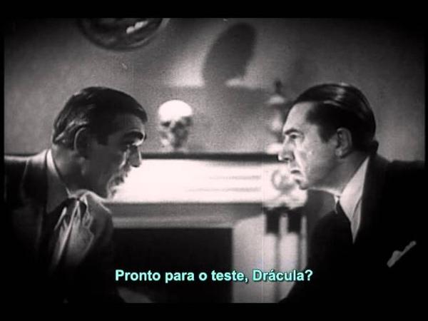 Boris Karloff versus Bela Lugosi