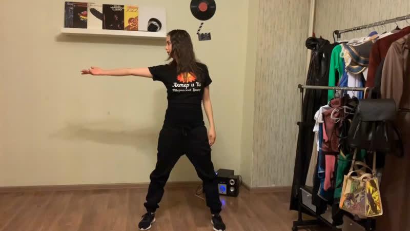Разбор танца N'SYNC