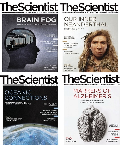 The Scientist January 2019