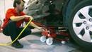 Подъёмник для автосервиса