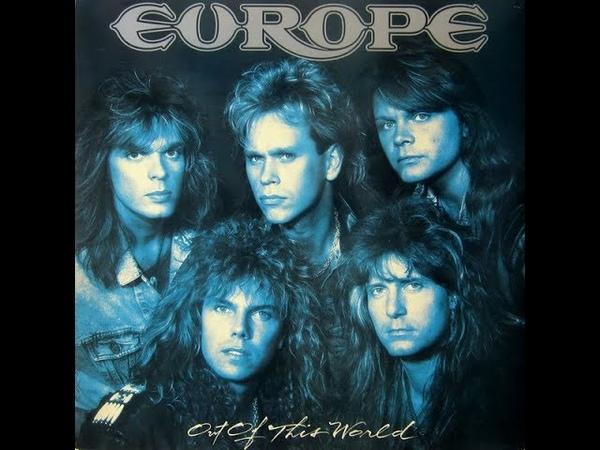 Europe - Open Your Heart © Vinyl Rip