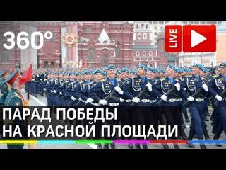 Парад Победы на Красной площади, . 2020. Прямая трансляция