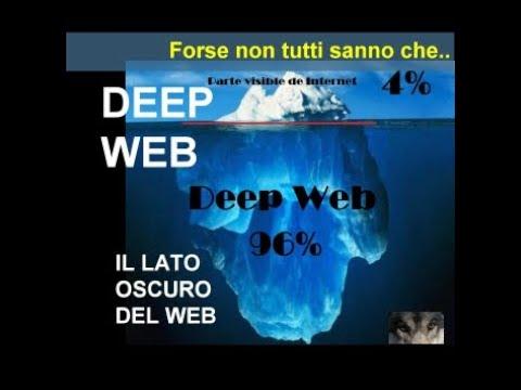DEEP WEB Il Lato Oscuro di Internet