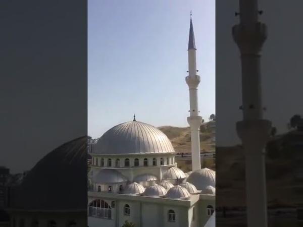 """Widerstandslied """"Bella Ciao statt Gebetsruf vom Minarett in Izmir Anti Faschistische Partisanenlied"""