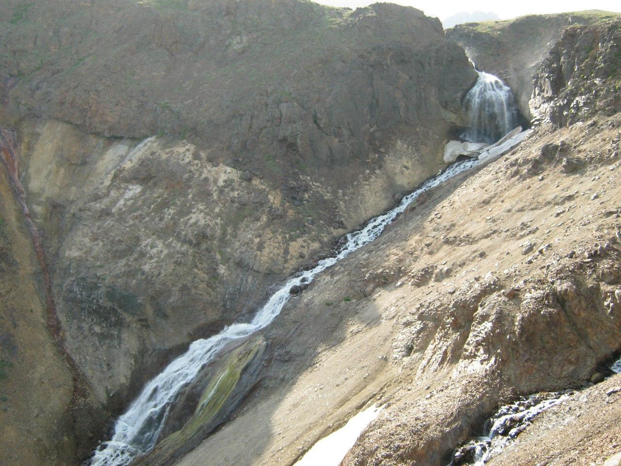 водопад Арагац