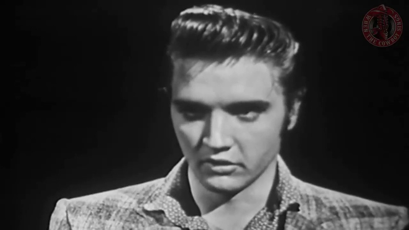 Elvis Presley Don't Be Cruel And Love Me Tender The Ed Sullivan Show 9 9 1956