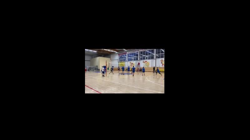 Турнир по волейболу посвященный памяти Александра Плющанцева 27 02 2021 г Сухиничи