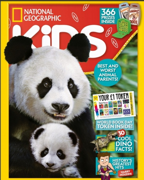 National Geographic Kids UK  February 2020