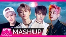 EXO/STRAY KIDS/SEVENTEEN/BTS – 'Obsession x Levanter x Fear x I Need U' MASHUP 2019