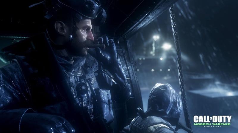 Call Of Duty Modern Warfare Remastered The Pusher GMV