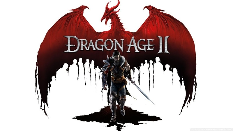 Нет покоя серым стражам Dragon Age II Часть 1
