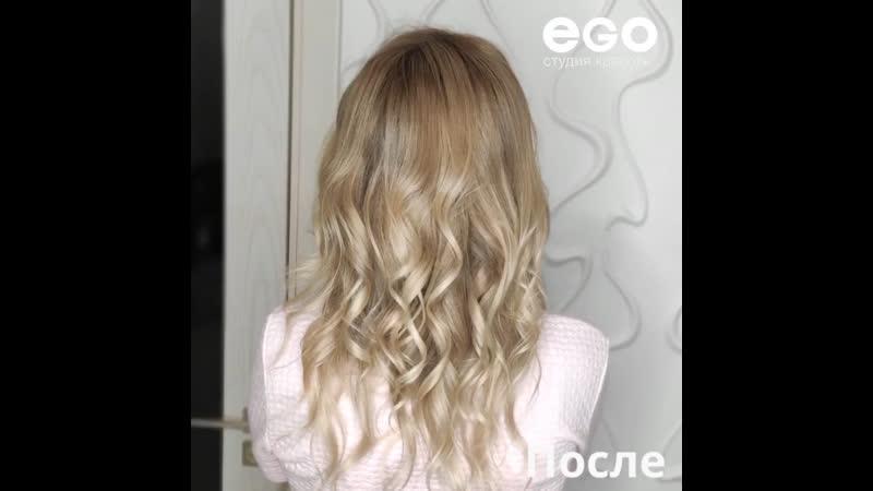 Захотелось стать блондинкой Тогда Вам к нам 🤗 Техника окрашивания волос AIR TOUCH и руки наших мастеров творят чудеса 🔥