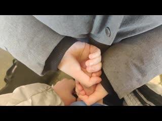Girlfriend gets Creampied in a Shopping Mall Parking  (Русское порно,приятного просмотра,трах,секс,кончил,выебал,молодая,анал)
