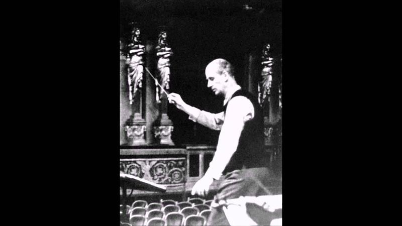 Wilhelm Furtwägler Symphony No 5 Tchaikowski