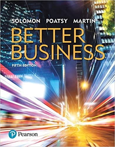 Better Business 5th Edition