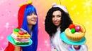 Новые игры для девочек - Вкусняшки для Принцесс Диснея! Лепим из пластилина ПЛЕЙ ДО! Смешные видео.