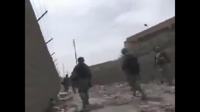U S Navy SEALs U S Army Soldiers Fight to Secure Ramadi Iraq