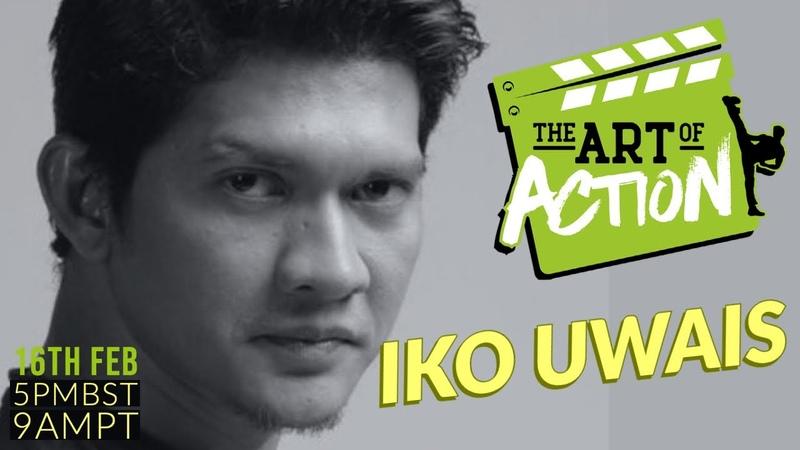Iko Uwais - Art of Action Teaser