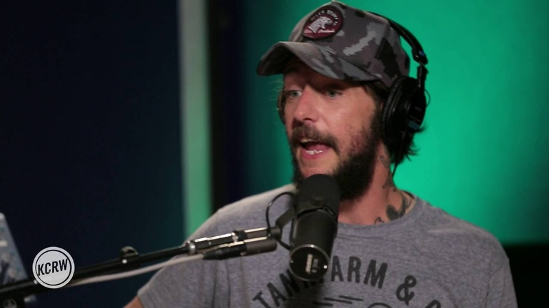 Band of Horses performing Dilly Live on KCRW