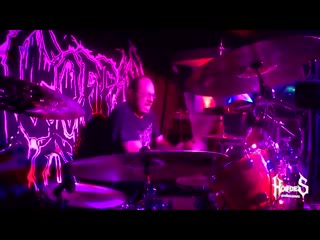 Coffin Curse - Swallowed By Dying Hopes - en vivo Punta Arenas