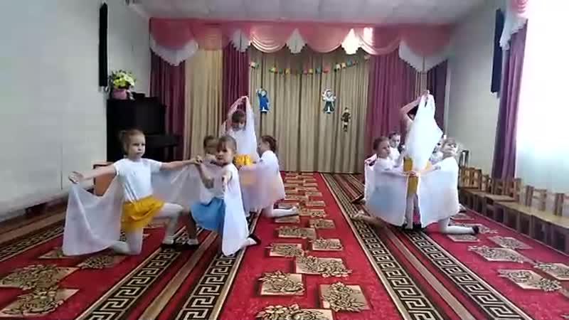 «С любовью»Семейный танцевальный клуб «Мамы ПЛЮС» 4-8 лет п.Шимск