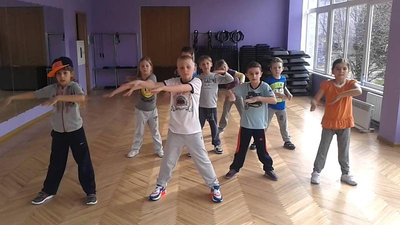 Nu World Hustle -- Fresh hip-hop choreography by Klimtcova Inna D4U studio