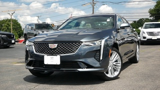 2020 Cadillac CT4 Premium Luxury Review - Start Up, Revs, Test Drive, and Walk Around
