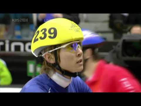 쇼트트랙 안현수 전성기Виктор АнTorino Olympics Short Track Speed Skating Men 1000 남 결승 빅토르 안EMSH Victor An男子短道