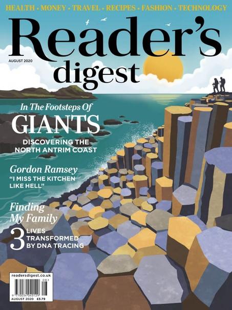 Readers Digest UK 08.2020