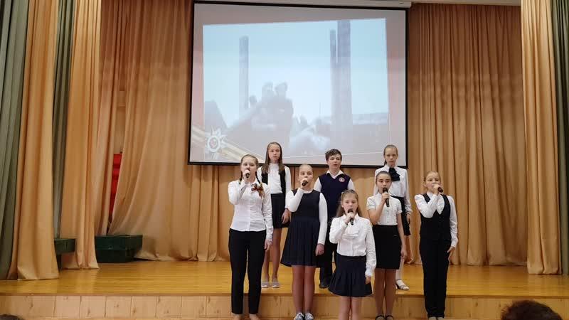 Дети войны битва хоров