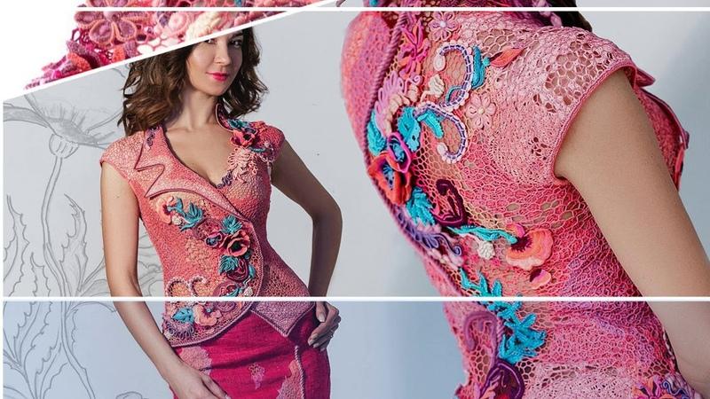 Asia Verten art crochet author's work