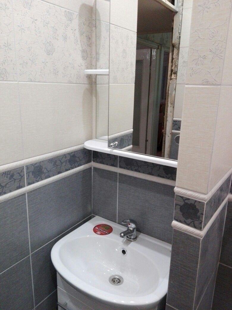 Ремонт в ванной комнате - когда руки из нужного места растут