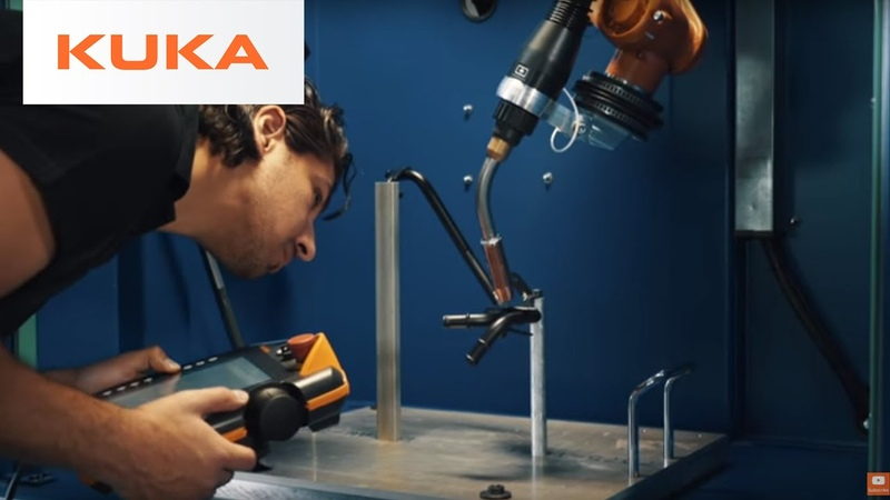 Welding to Go Complete Robotic Welding Cell in a Compact Footprint