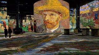 Vincent van Gogh art ALIVE - Atelier des Lumires (Paris, France) STARRY NIGHT
