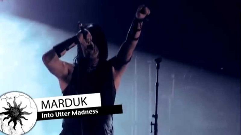 Marduk live Summer Breeze 2011 Into Utter Madness