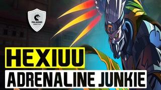 Hexiuu Koga Competitive // ADRENALINE JUNKIE