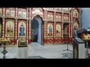 Live УРЮПИНСК ПРАВОСЛАВНЫЙВ канун празднования Вознесения Господня Всенощное бдение Покровский кафедральный собор